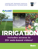 Landscape Training Manual For Irrigation Technicians (English)