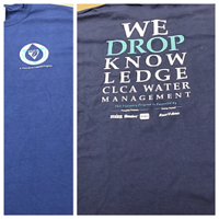 Water Management T-Shirt - EXTRA EXTRA LARGE (XXL)
